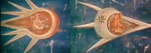 "Detalle de los ""OVNIS"" del monasterio de Visoki Decani"